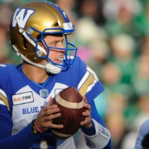 Zach Collaros Winnipeg Blue Bombers