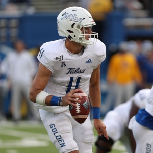 Zach Smith Tulsa Golden Hurricane
