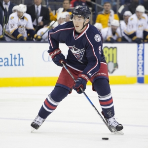 Zach Werenski Columbus Blue Jackets