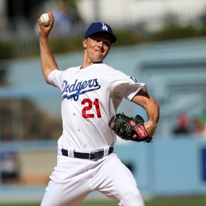 Los Angeles Dodgers Zack Greinke