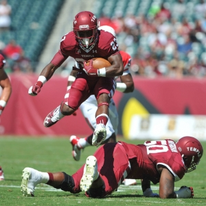 Zaire Williams of the Temple Owls
