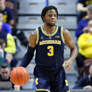Zavier Simpson Michigan Wolverines