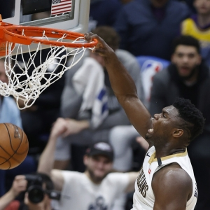Zion Williamson New Orleans Pelicans