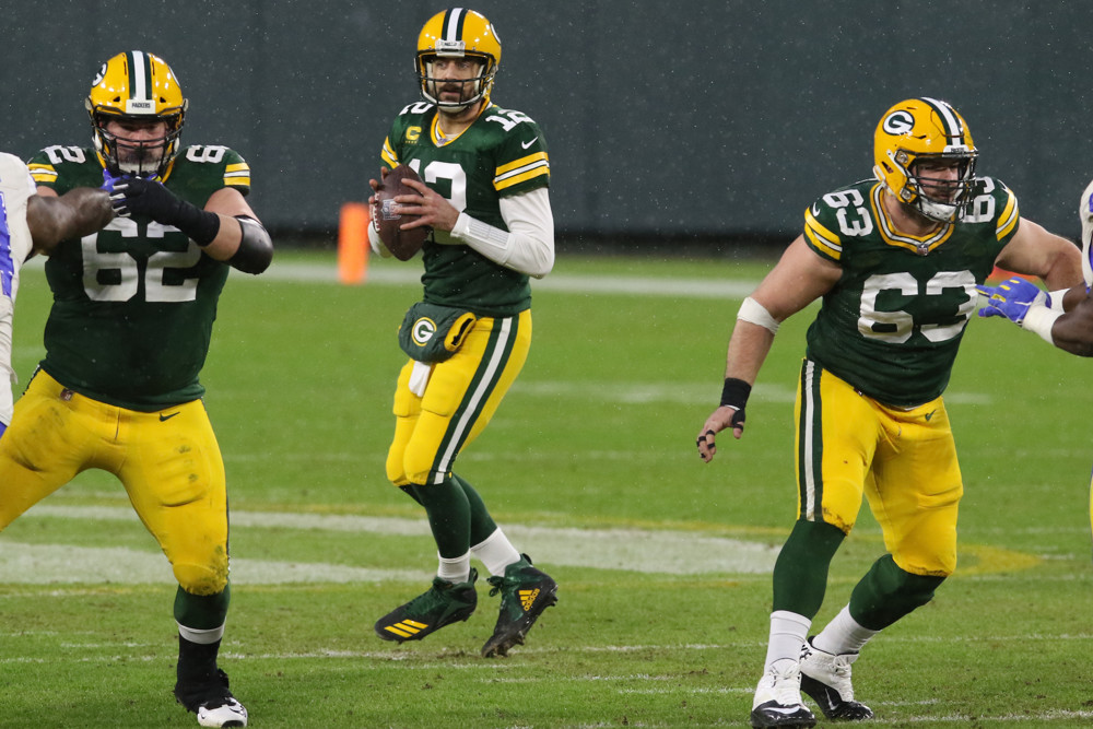 NFL picks Aaron Rodgers Green Bay Packers odds to win Super Bowl