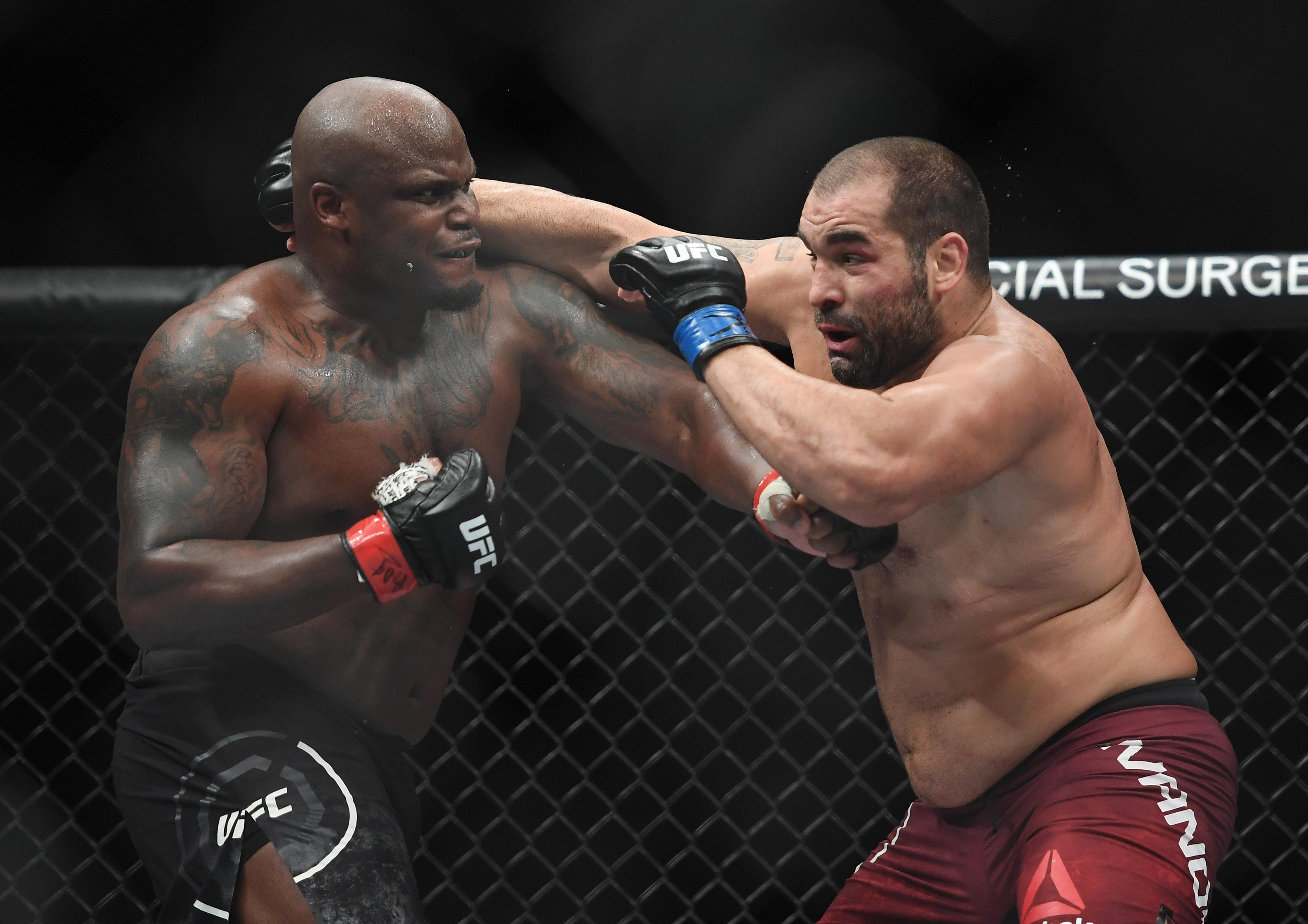 Derrick Lewis vs Ciryl Gane Pick, 8/7/2021 Predictions UFC 265 Odds