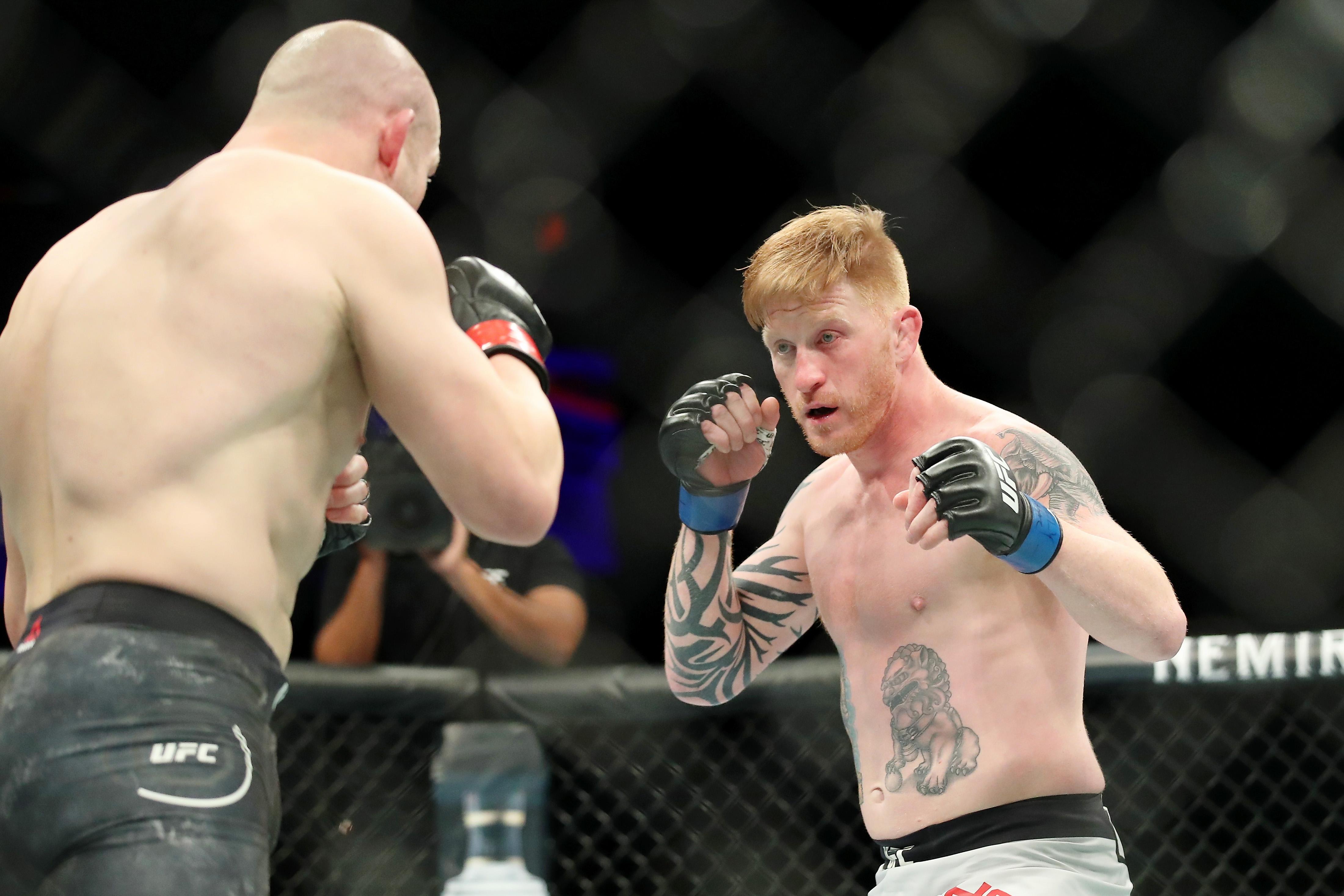 Alonzo Menifield vs Ed Herman Pick, 8/7/2021 Predictions UFC 265 Odds
