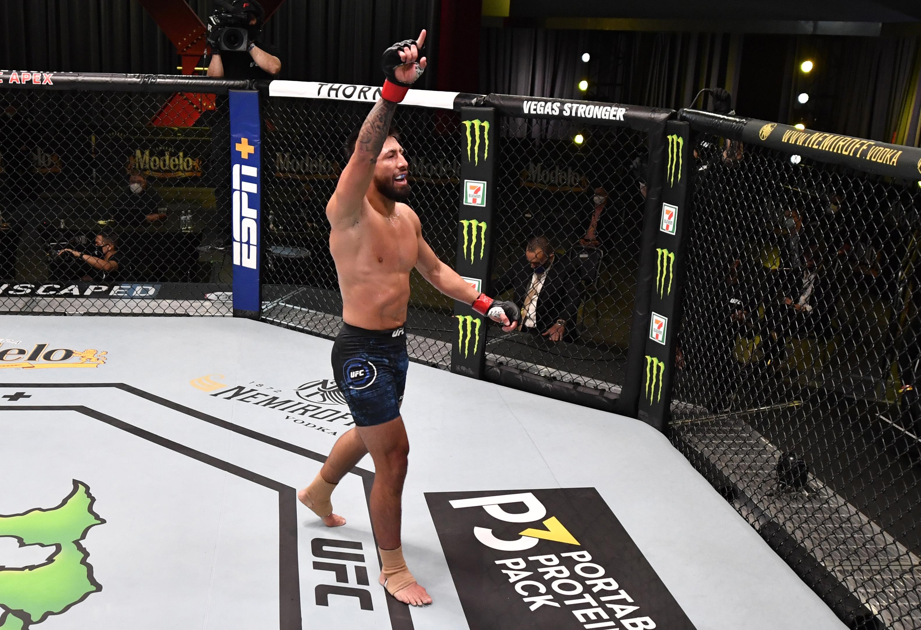 Vince Morales vs Drako Rodriguez Pick, 8/7/2021 Predictions UFC 265 Odds
