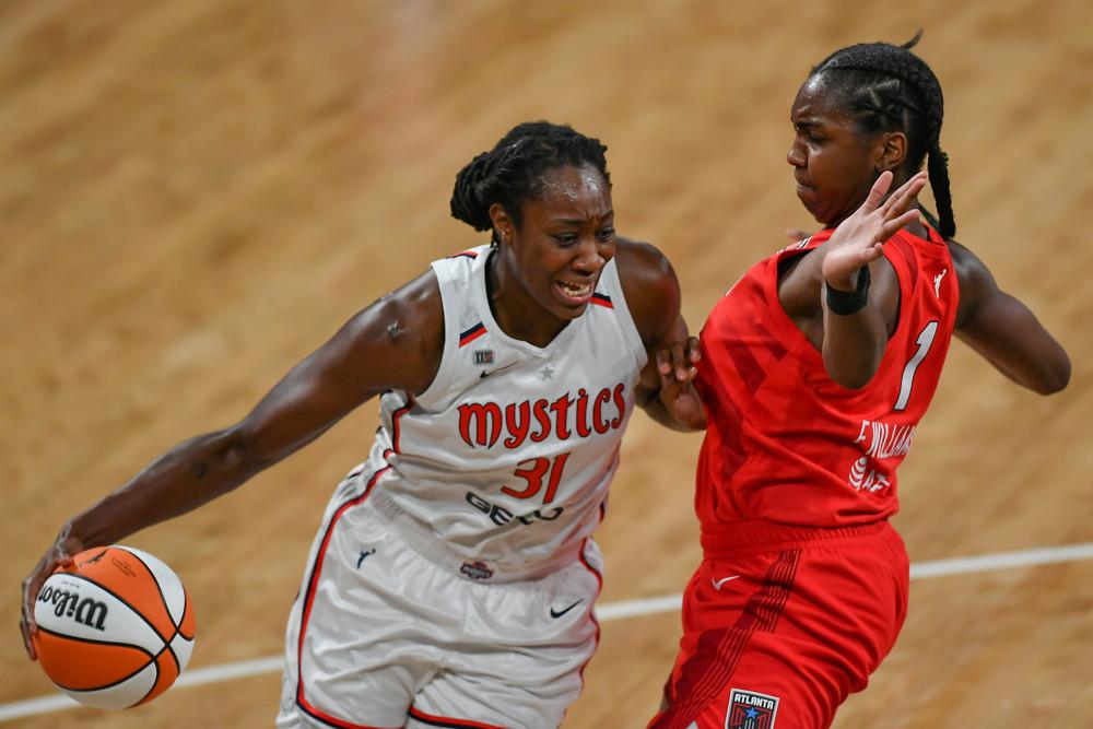Washington Mystics vs Las Vegas Aces Prediction, 8/15/2021 WNBA Pick, Tips and Odds