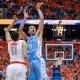 North Carolina Tar Heels guard Marcus Paige
