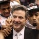 Louisville Cardinals Head Coach Rick Pitino