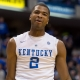 Aaron Harrison Kentucky Wildcats Basketball