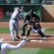 Chicago White Sox third baseman Adam Dunn