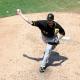 Pittsburgh Pirates starting pitcher A.J. Burnett