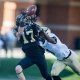 Wake Forest receiver Alex Bachman