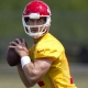 Kansas City Chiefs quarterback Alex Smith