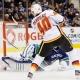 Calgary Flames forward Alex Tanguay