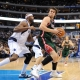 Milwaukee Bucks center Andrew Bogut