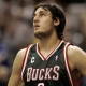 Milwaukee Bucks center Andrew Bogut.