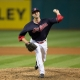 Cleveland Indians Pitcher Andrew Miller