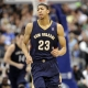 New Orleans Pelicans power forward Anthony Davis