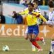 Ecuador midfielder Antonio Valencia