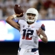 Arizona Wildcats quarterback Anu Solomon
