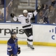 Los Angeles Kings center Anze Kopitar