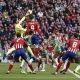 Atletico Madrid versus Alaves