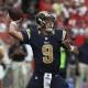 St. Louis Rams quarterback Austin Davis
