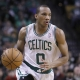 Boston Celtics shooting guard Avery Bradley