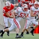 Wisconsin Badgers linebacker Ben Ruechel