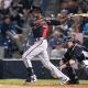 Braves outfielder B.J. Upton