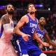 Los Angeles Clippers Center Boban Marjanovic