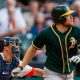 Brandon Moss Oakland Athletics