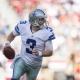 Dallas Cowboys Quarterback Brandon Weeden