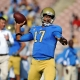 Brett Hundley of the UCLA Bruins