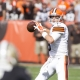 Cleveland Browns Quarterback Brian Hoyer