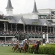 Kentucky Derby contenders will Run for the Roses.