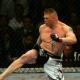 UFC Heavyweight fighter Brock Lesnar