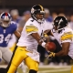 Pittsburgh Steelers quarterback Byron Leftwich