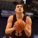 Loyola Chicago Ramblers center Cameron Krutwig