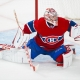 Goaltender Carey Price of the Montreal Canadiens