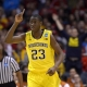Michigan Wolverines guard Caris LeVert