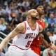Carlos Boozer of the Chicago Bulls