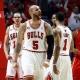 Chicago Bulls power forward Carlos Boozer