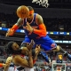 New York Knicks small forward Carmelo Anthony