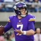 Minnesota Vikings quarterback Case Keenum