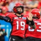 cfl picks Bo Levi Mitchell Calgary Stampeders predictions best bet odds