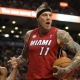 Miami Heat power forward Chris Andersen