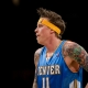 Forward Chris Anderson of the Denver Nuggets